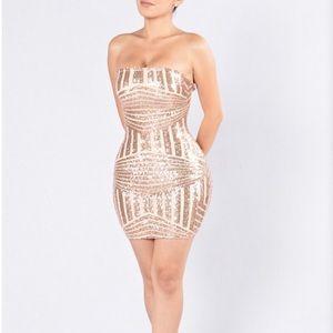 Sequin Birthday Dress